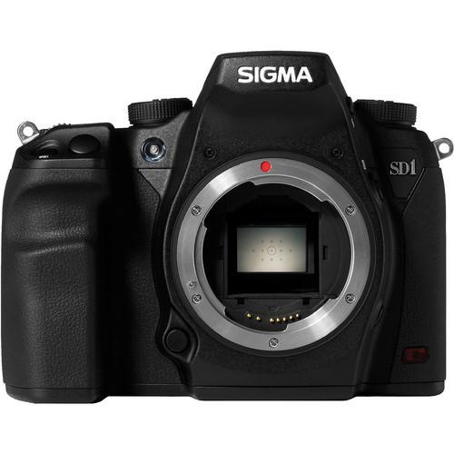 Sigma SD1 Digital SLR Camera