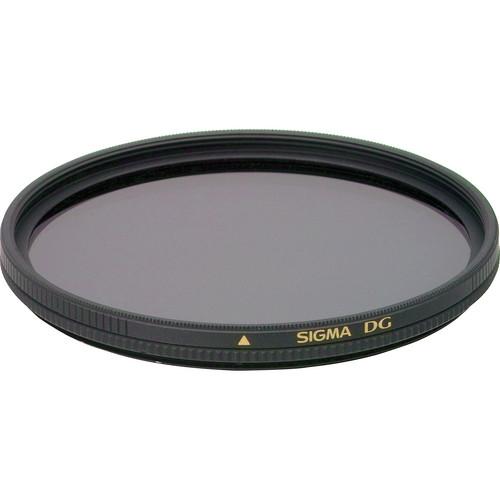 Sigma 95mm DG Single-Layer Coated Circular Polarizer Filter
