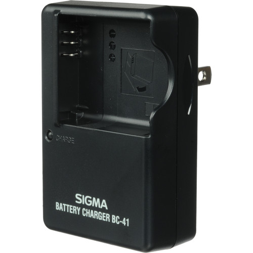 Sigma BC-41 Battery Charger for Sigma DP Merrill Digital Cameras