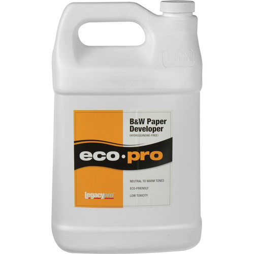 Eco Pro Black and White Paper Developer (1 Gallon)