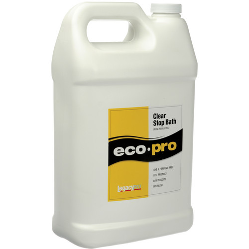 Eco Pro Clearstop Odorless Stop Bath (One Gallon)