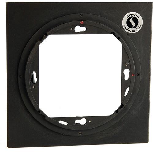 Silvestri Plate for Linhof 4x5 Cameras