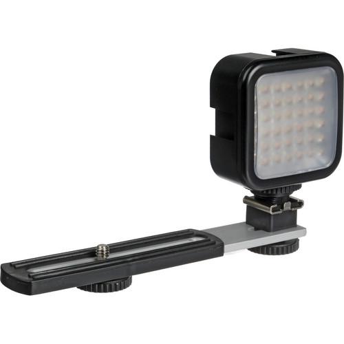 Sima SL-20LXI Dual Powered Video Light with International Plug