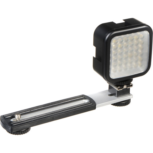 Sima 36-LED On-Camera Light with Dimmer