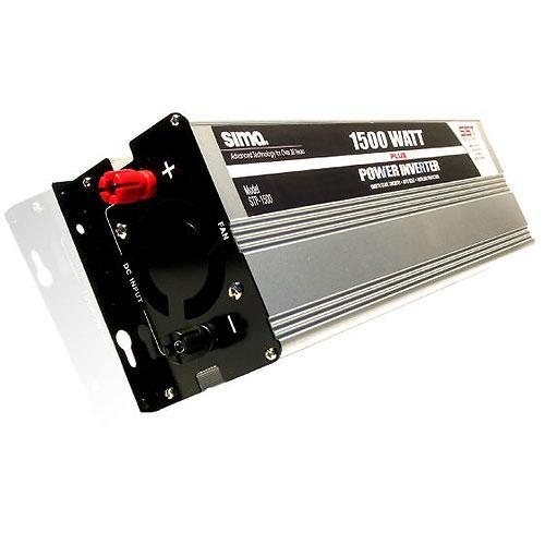Sima STP-1500T Smooth Start Power Inverter