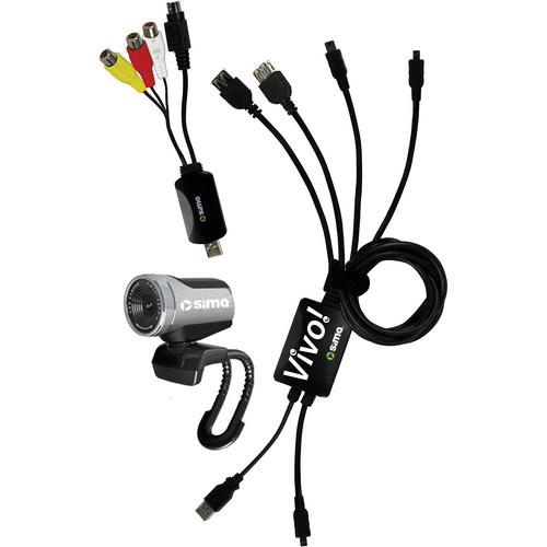 Sima Vivo Video Streaming Kit for Camcorders