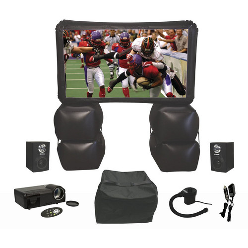 Sima XL-PRO Inflatable Indoor/Outdoor Home Theater Kit