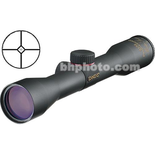 Simmons ProHunter 1.5-5x32 Shotgun Scope (Matte Black)