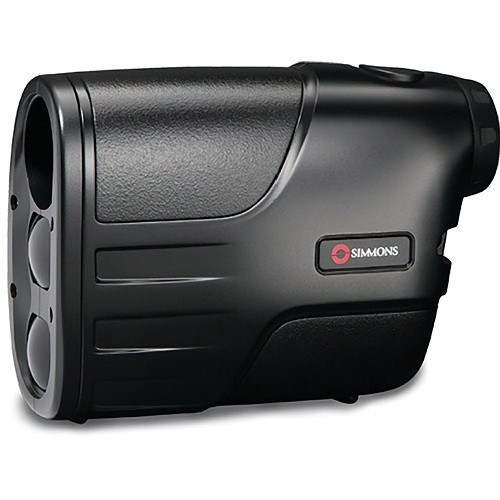 Simmons LRF600 4x20 Rangefinder (Black, Clamshell Packaging)