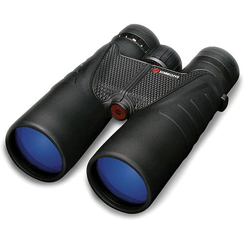 Simmons ProSport Roof Binocular (10x, Black)