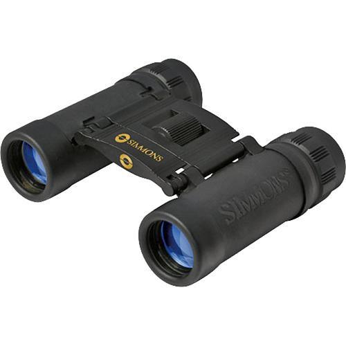 Simmons 8x21 ProSport Binocular (Black, Clamshell Packaging)