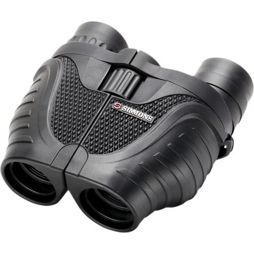 Simmons ProSport 8-17x25 Zoom Binocular (Black)