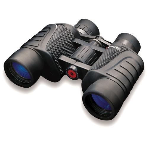 Simmons ProSport 8x40 Porro Binocular (Camo, Clamshell Packaging)
