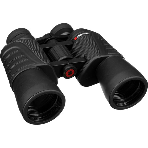 Simmons ProSport 10x50 Binocular (Black, Clamshell Packaging)