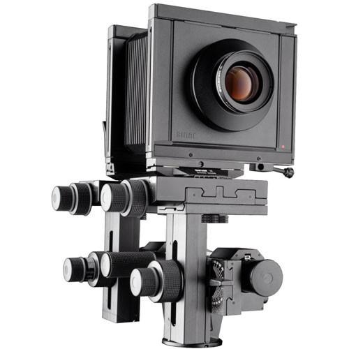 Sinar X 4x5 View camera