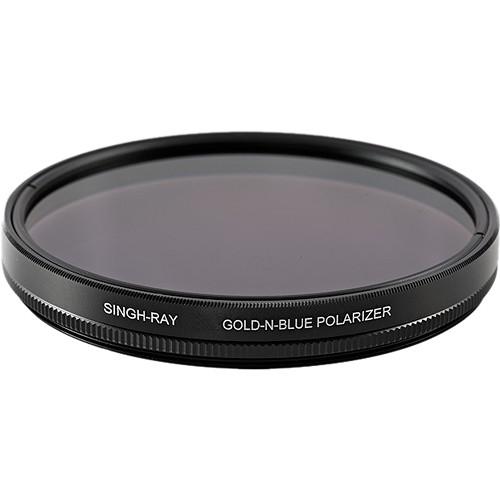 Singh-Ray 77mm Gold-N-Blue Polarizer Filter