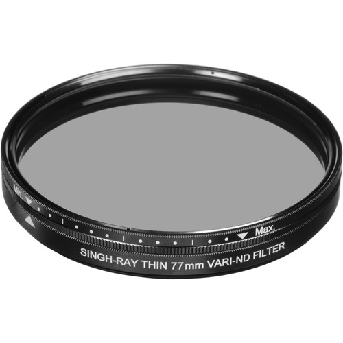 Singh-Ray 77mm (Thin Mount) Vari-ND Variable Neutral Density Filter