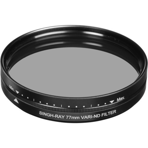 Singh-Ray 77mm Vari-ND Variable Neutral Density Filter