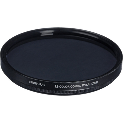 Singh-Ray LB ColorCombo Polarizer Filter (Cokin P Sprocket Mount)