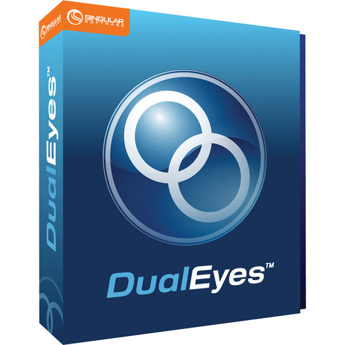 Singular Software by Red Giant DualEyes for Windows