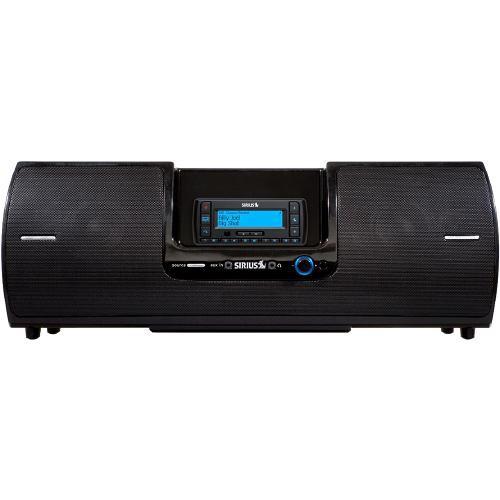Sirius Satellite Radio Speaker Dock Portable Audio System