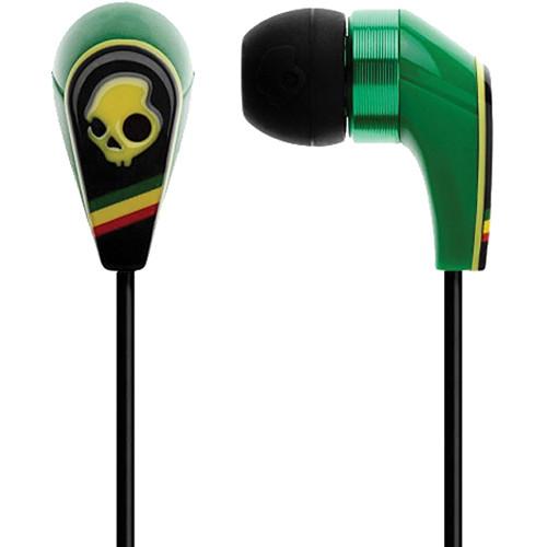 Skullcandy 50/50 Earbud Headphones (Rasta)