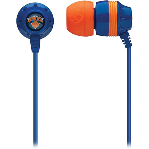 Skullcandy INK'D NBA Earbud Headphones (Knicks)