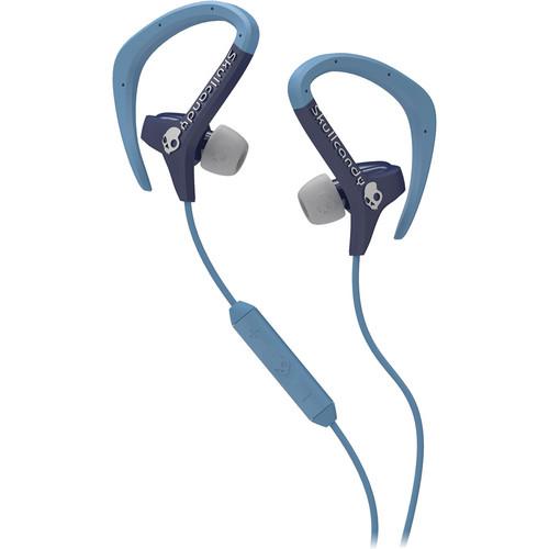 Skullcandy Chops In-Ear Headphones (Navy / Light Blue)