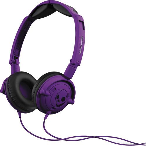Skullcandy Lowrider On-Ear Headphone (Athletic Purple)