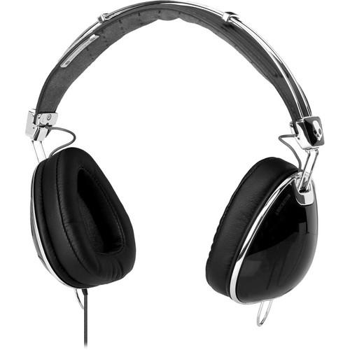 Skullcandy Aviators Over-Ear Headphones (Black)