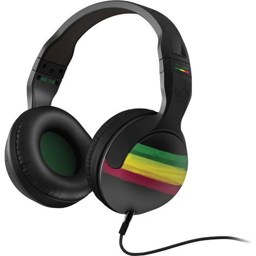 Skullcandy HESH 2.0 Headphones (Rasta)
