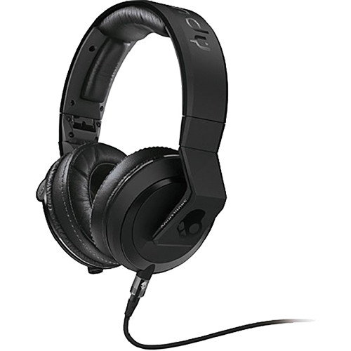 Skullcandy The Mix Master DJ Headphones (Matte Black)