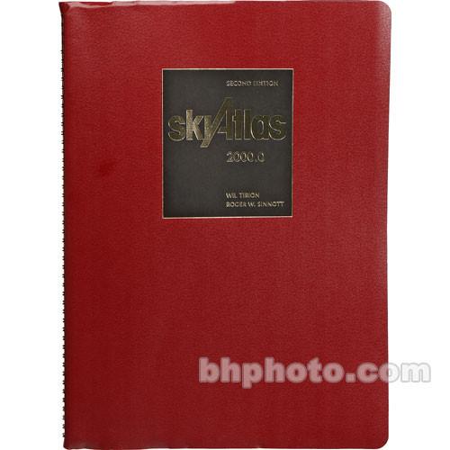 Sky Publishing Corp Book: Sky Atlas 2000 Deluxe Edition