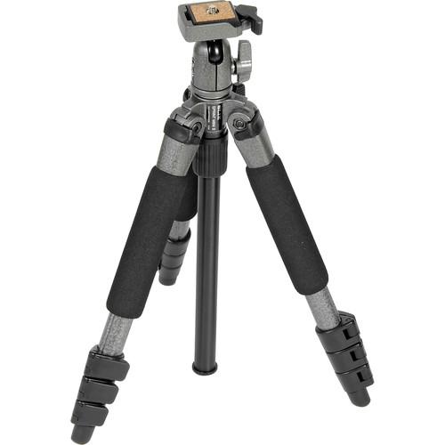 Slik Sprint Mini II GM 4-Section Tripod w/ SBH-100DQ Ballhead (Gunmetal)
