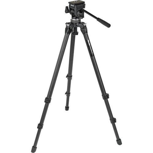 Slik DV Travel Pro Tripod System with Fluid Head