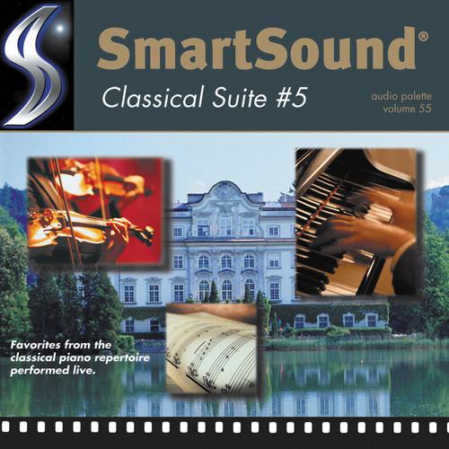 SmartSound Classical Suite #5 - Audio Palette Series