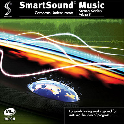 SmartSound Sample DVD: Corporate Undercurrents - Strata Series Volume 5