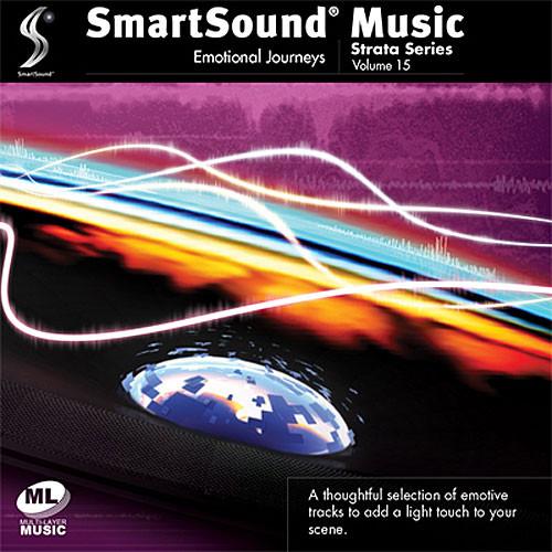 SmartSound Sample DVD: Emotional Journeys - Strata Series Volume 15