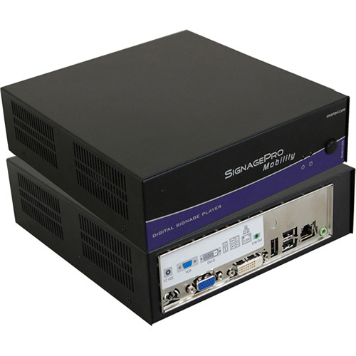 Smart-AVI AP-SNCL-M4GS SignagePro Mobility Player (4 GB)