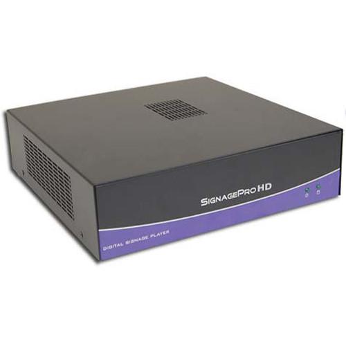 Smart-AVI SignagePro HD Player (4GB Flash Memory)