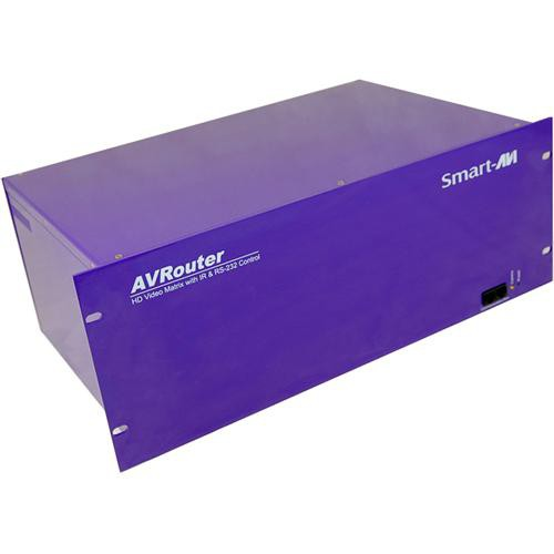Smart-AVI AV32X16S AVRouter32 High Resolution Switcher