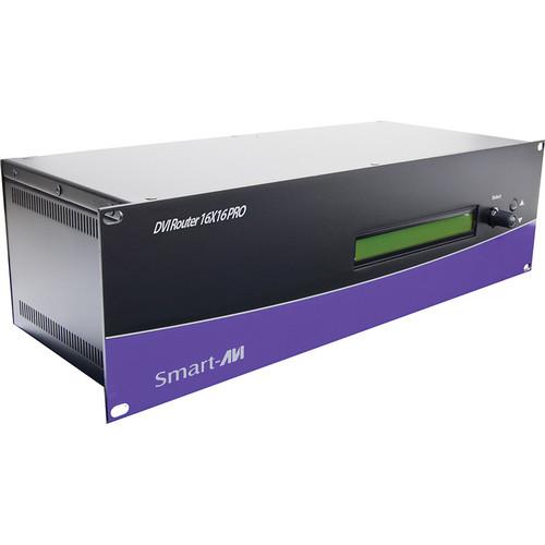 Smart-AVI DVI-D 16 x 16 Router/Extender