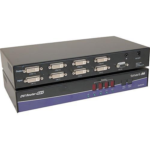 Smart-AVI DVR4X4 DVI-D Router