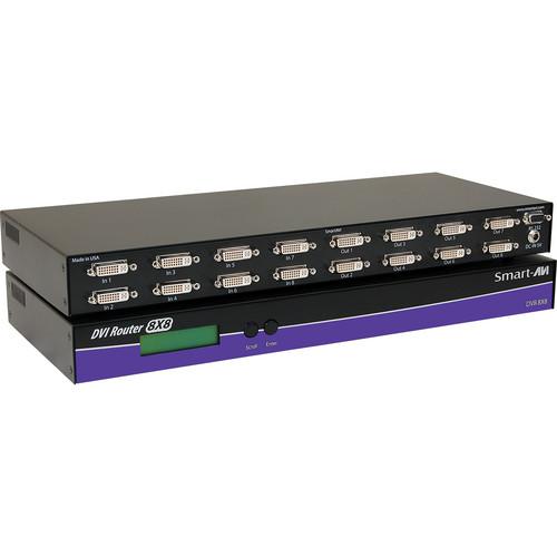 Smart-AVI Dual Link DVI-D 8x8 Router