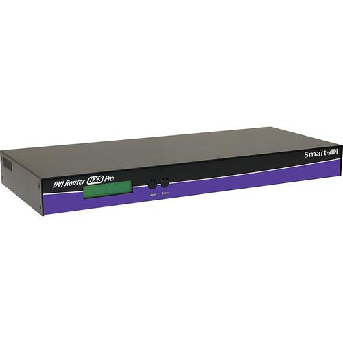 Smart-AVI DVI-D 8x8 Router / Extender