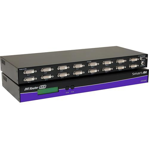 Smart-AVI DVR8X8 DVI-D Router