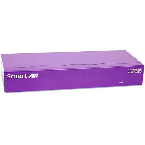 Smart-AVI DVI-D 4-Port Splitter