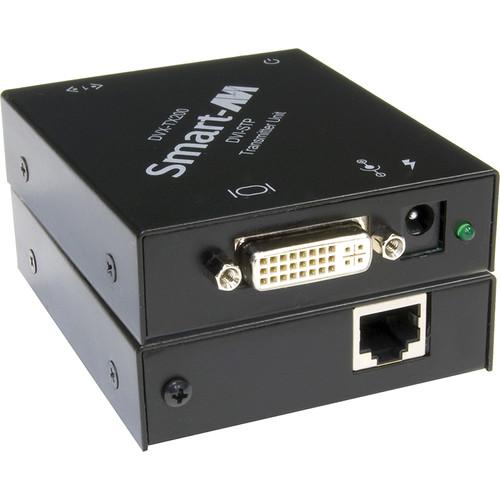 Smart-AVI DVX-TX200PS - Cat-6 Digital Video Send Balun for PC Systems