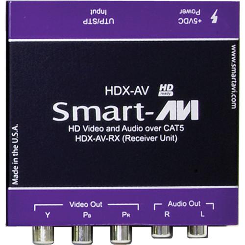 Smart-AVI HDAV-RX Receiver with Power Supply