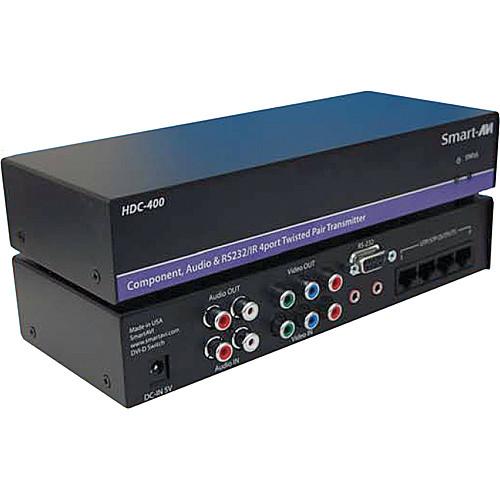Smart-AVI HDC-400 1:4 Splitter/Extender with Power Supply